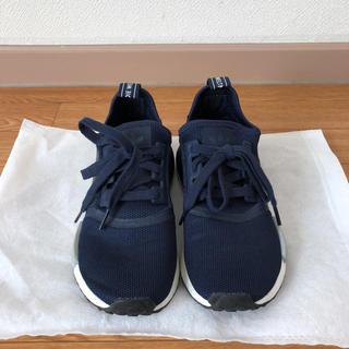 アディダス(adidas)の☆アディダス オリジナルス ノマド ランナー ネイビー×ホワイト 24㎝☆(スニーカー)