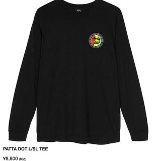 ステューシー(STUSSY)のstussy patta dot ls tee(Tシャツ/カットソー(七分/長袖))