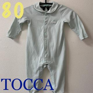 TOCCA - トッカ カバーオール 80