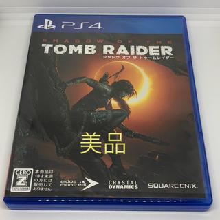 PlayStation4 - シャドウオブザトゥームレイダー