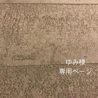 ゆみ様 専用ページ(イヤリング)