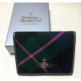 Vivienne Westwood - ヴィヴィアンウエストウッド ☆ ほぼ新品 パスケース