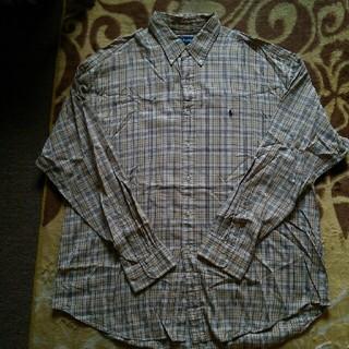 ラルフローレン(Ralph Lauren)のラルフローレン  ワンポイント チェックシャツ(シャツ)