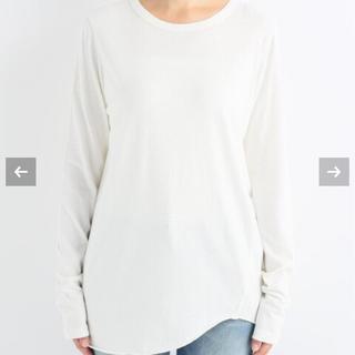 DEUXIEME CLASSE -  Deuxieme Classe ◇Layering Tシャツ  人気ホワイト