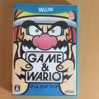 ウィーユー(Wii U)のゲーム&ワリオ(家庭用ゲームソフト)