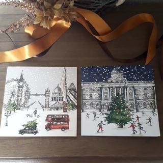 LAURA ASHLEY - 新作 ローラアシュレイ クリスマスカード