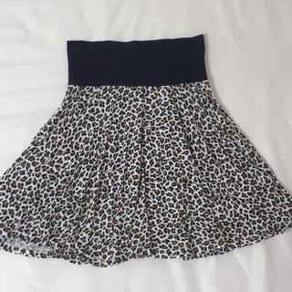 Katie - katie レオパード スカート