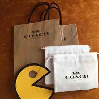 コーチ(COACH)のコーチ ショップ袋(ショップ袋)