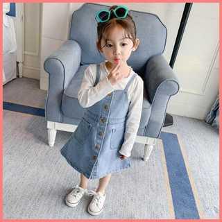 定番の遊び着 ♡新品・120サイズ♡ ジャンパースカート 女の子(ワンピース)