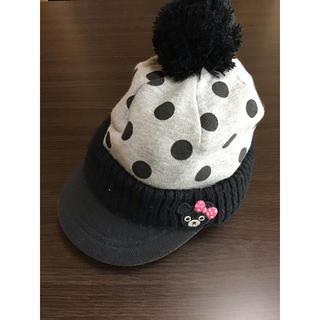 ミキハウス(mikihouse)のミキハウスダブルB☆サイズS☆帽子(帽子)