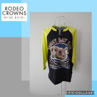 ロデオクラウンズワイドボウル(RODEO CROWNS WIDE BOWL)の【ロデオクラウンズワイドボウル】カットソー(Tシャツ(長袖/七分))