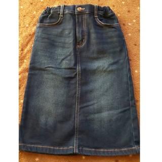 GU - デニムスカート140