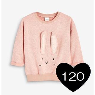 ネクスト(NEXT)の*120*バニー トレーナー(Tシャツ/カットソー)