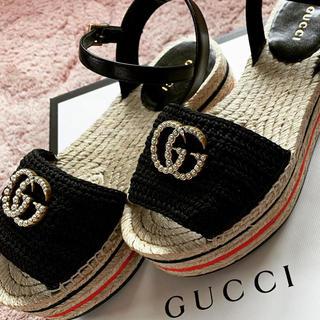 グッチ(Gucci)のgucci ☆サンダル(サンダル)