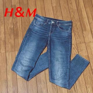 H&M - 値下げ♡H&M DIVIDED スキニーデニム