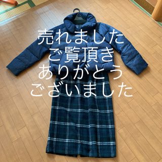 GAP - GAP ダウンジャケット【デニム生地】レア美品