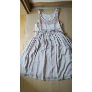 CAROLINA GLASER - カロリナグレイサー ドレス ワンピース 美品