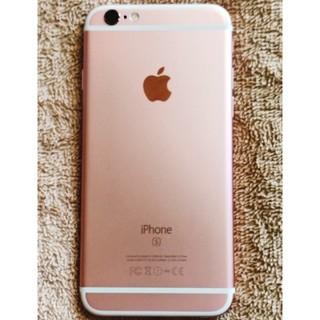 iPhone - iPhone 6s  simフリー Rose Gold