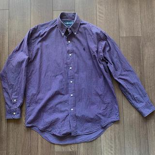 ポロラルフローレン(POLO RALPH LAUREN)のポロ ラルフローレン チェック BDシャツ(シャツ)