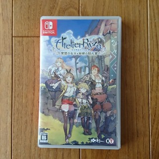 Nintendo Switch - ★ライザのアトリエ 〜常闇の女王と秘密の隠れ家〜 ★
