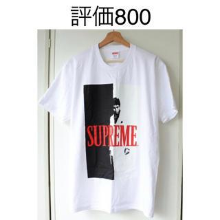シュプリーム(Supreme)のsupreme 17AWスカーフェイス プリント Tシャツ(Tシャツ/カットソー(半袖/袖なし))
