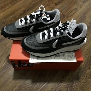 26cm Nike SACAI LDwaffle LD ワッフル BLAC(スニーカー)