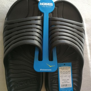 Hoka One One Ora Recovery Slide 2 Black (サンダル)