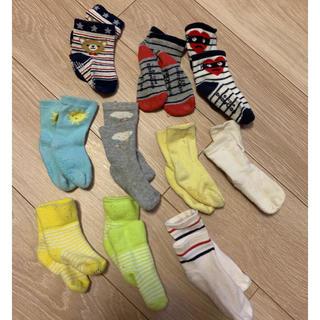 ベビーギャップ(babyGAP)の靴下 baby Gap 10足(靴下/タイツ)