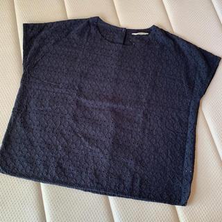 サンバレー(SUNVALLEY)のSUNVALLEY総刺繍ブラウス(シャツ/ブラウス(半袖/袖なし))