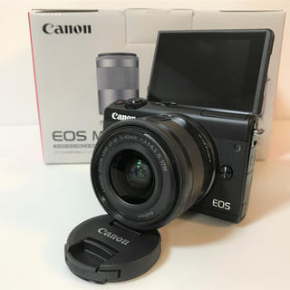 Canon - キャノン カメラ 新品 Canon EOS M100 レンズキット ブラック