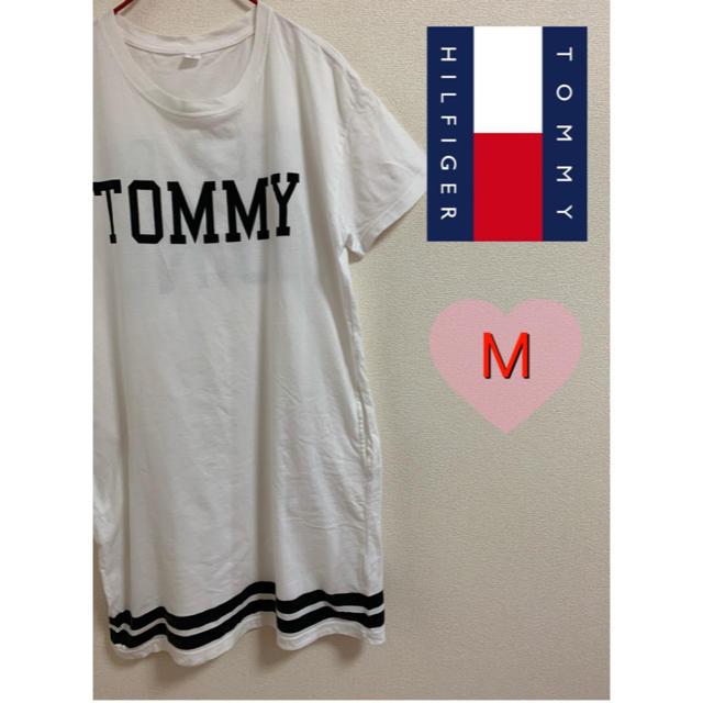 TOMMY(トミー)のTOMMY  ワンピース レディースのワンピース(ひざ丈ワンピース)の商品写真