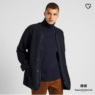 Engineered Garments - エンジニアドガーメンツ ユニクロ ノーカラーコート S