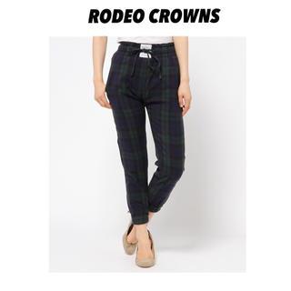 ロデオクラウンズワイドボウル(RODEO CROWNS WIDE BOWL)のRODEO CROWNS WIDE BOWL ライト プロポーション パンツ 2(カジュアルパンツ)