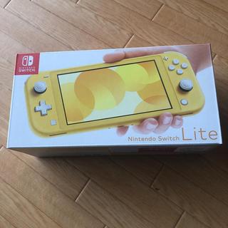 ニンテンドースイッチ(Nintendo Switch)のニンテンドースイッチ ライト(家庭用ゲーム機本体)
