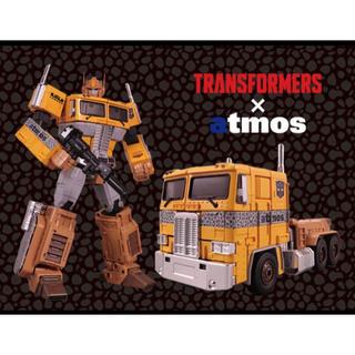 アトモス(atmos)のtransformers convoy atmos(模型/プラモデル)