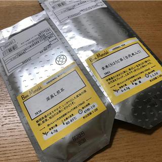 LUPICIA - ルピシア  玄米くきほうじ茶 深蒸し煎茶 ほうじ茶 煎茶 リーフティー