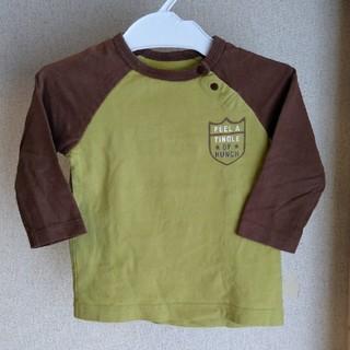ベルメゾン(ベルメゾン)の80cm 長袖Tシャツ(Tシャツ)