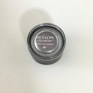 レブロン(REVLON)のレブロン カラーステイクリームアイシャドウ 740 ラベンダー(アイシャドウ)