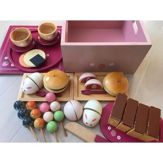 マザーガーデン 和菓子 お茶屋さん