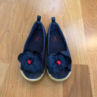 ギャップ(GAP)のギャップ 靴 15センチ ネイビー 女の子(その他)