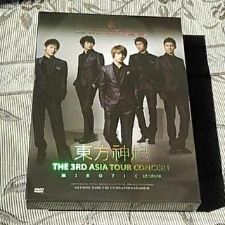 トウホウシンキ(東方神起)の東方神起 THE 3RD ASIA TOUR CONCERT MIROTIC(ミュージック)