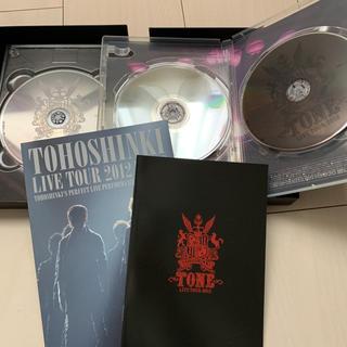 トウホウシンキ(東方神起)の東方神起 ☆ LIVE DVD 〜 2012 TONE(ミュージック)
