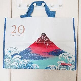 コストコ(コストコ)のコストコ ショップバッグ 富士山 大サイズ(エコバッグ)