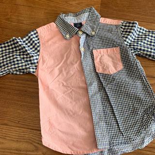 ベビーギャップ(babyGAP)のシャツ(ブラウス)
