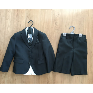 男の子スーツ&靴セット(ドレス/フォーマル)