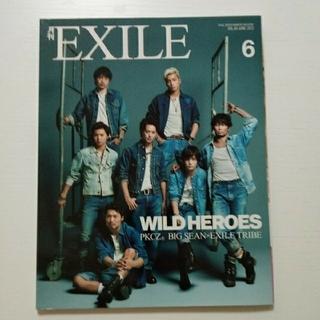 エグザイル トライブ(EXILE TRIBE)の月刊 EXILE (エグザイル) 2015年 06月号 (音楽/芸能)