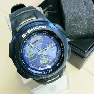 ジーショック(G-SHOCK)の☆新品未使用☆G-Shock上位シリーズ【The-G】電波ソーラー電池新品(腕時計(アナログ))