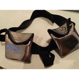 ジョンローレンスサリバン(JOHN LAWRENCE SULLIVAN)のAVALONE 18ss cosmic tool belt bag 未使用品(ウエストポーチ)