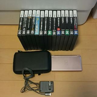 ニンテンドーDS - Nintendo DS Lite ソフト14個付き