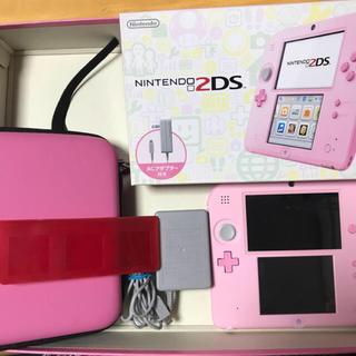 ニンテンドー2DS - ニンテンドー2DS ピンク Nintendo 3DS 任天堂